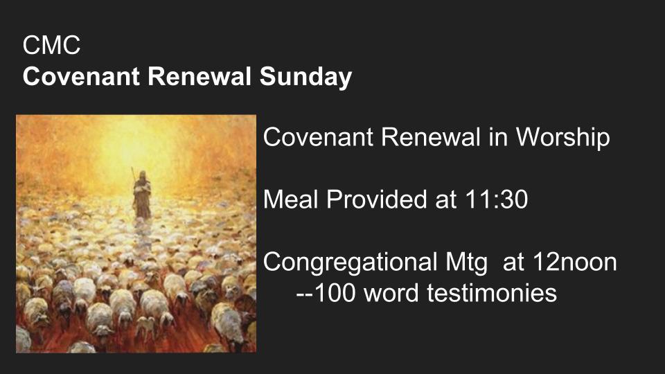 Sermons by Jennifer Davis Sensenig – Community Mennonite Church