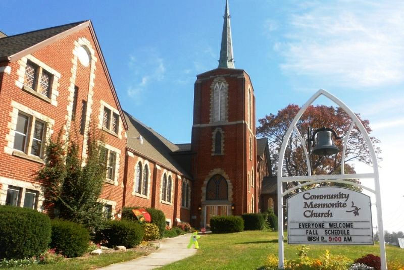 Community Mennonite Church – A peace church where everyone